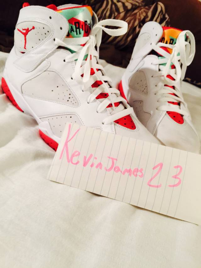 Hare 7s 2014 The air jordan 7 hare is one