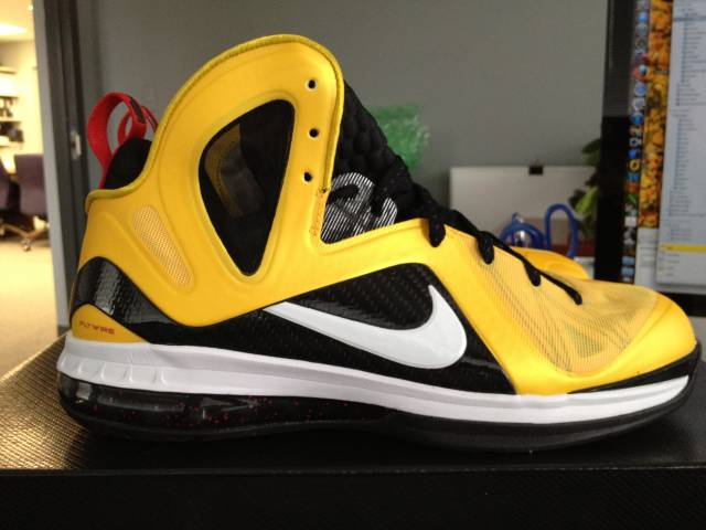 uk availability ad18c 754cd Lebron 9 PS Elite - TAXI
