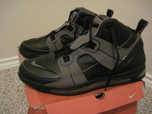 nike air total force max basketball shoes