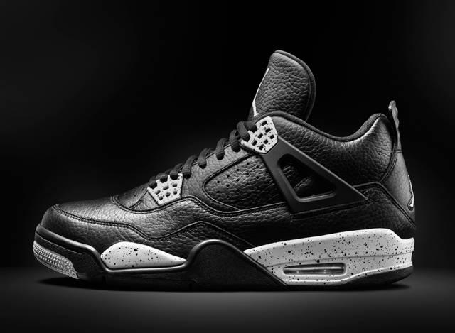 e1a7e0f16e49 Air Jordan 4 Oreo Size 5.5