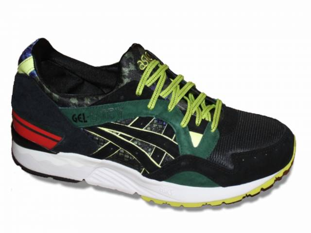whiz limited x mita sneakers x asics gel lyte v recognize