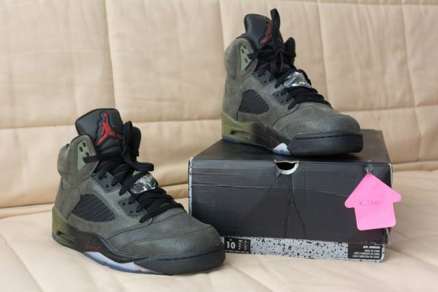 6dbaa062831e1e Air Jordan Fear Pack V 5 10us