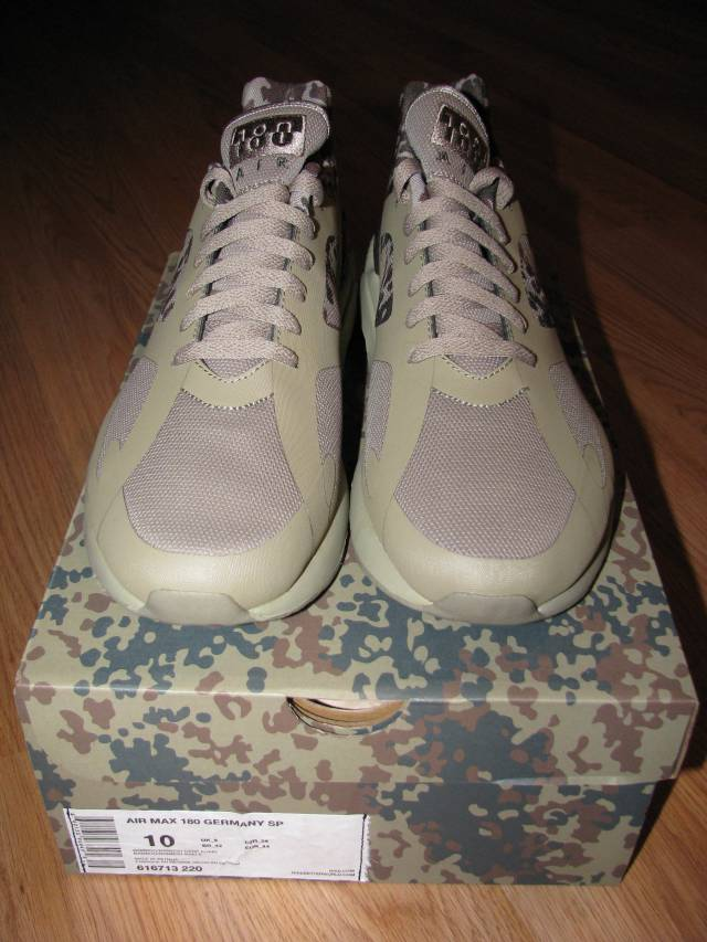 Nike Air Max 180 Germany SP Camo Pack Mens Size 10 DS NEW!   Kixify Marketplace