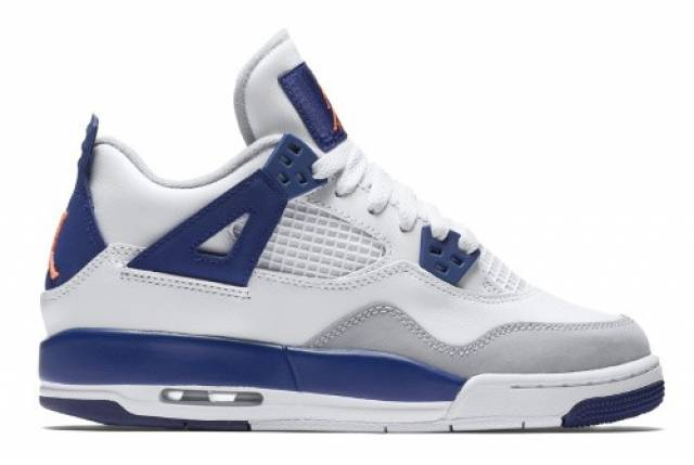 air jordan 4 retro gg knicks trade