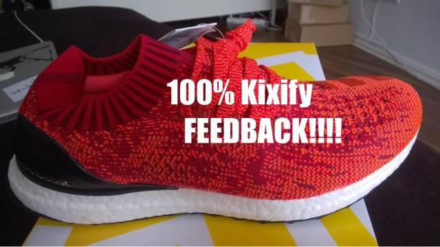 2444b6edda12a Adidas Ultra Boost Uncaged Solar Red BB3899