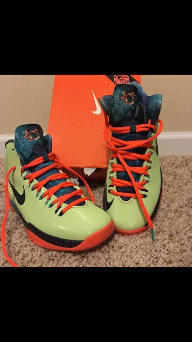 4aafb107e58 KD V All Star extraterrestrial size 6y