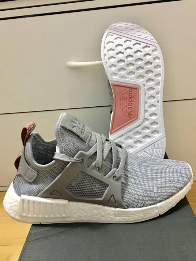 Adidas NMD Salmon US 8 (2 PAIRS LEFT) Women 's Shoes