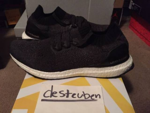 5daf64838 ... norway adidas ultra boost uncaged multi color multi color black bb4486  men size 8.5 new 076f1
