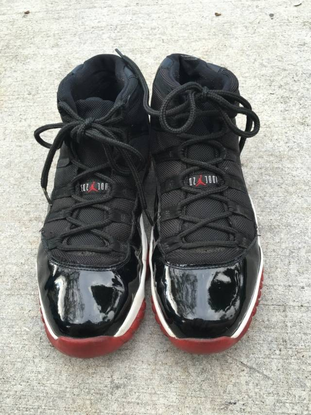 best loved 5cf2e ac36f Jordan 11 bred 2001