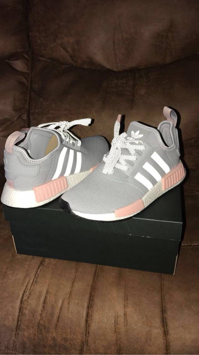 Wmns Adidas Nmd R1 Quot Light Onix Quot Kixify Marketplace