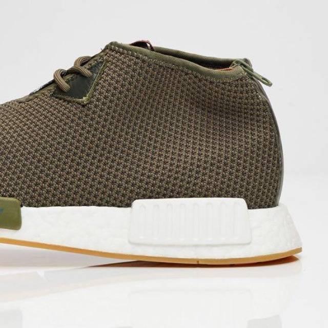 hot sale online f3d32 27c4e Adidas NMD C1 End Sahara