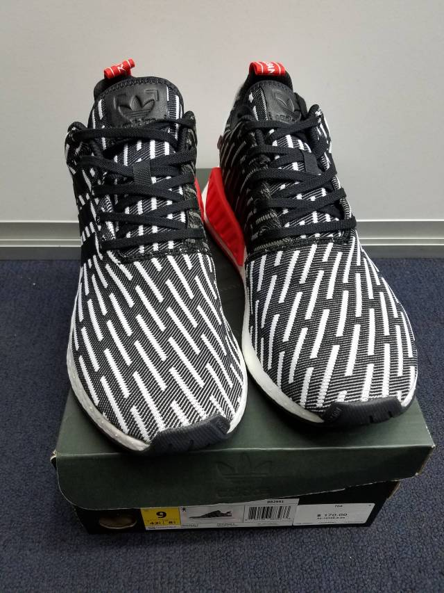 Adidas NMD R1 trainers: Real vs Fake. Iriska Fashion Lab