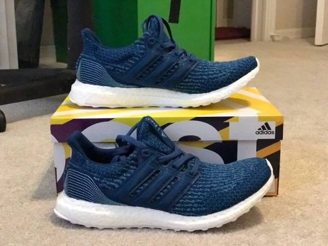4b71c2c52729c Ultra Boost x Parley Size 9.5 SOLDOUT