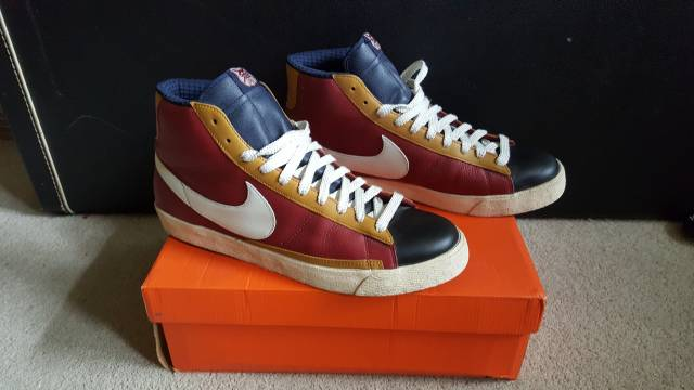 buy popular 6aa9b fc799 Nike SB Blazer Mid Cuban Baseball Pack size 13