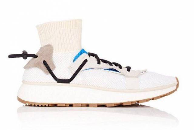 349819920686 Alexander Wang x Adidas Originals AW Run Clean Boosts❄