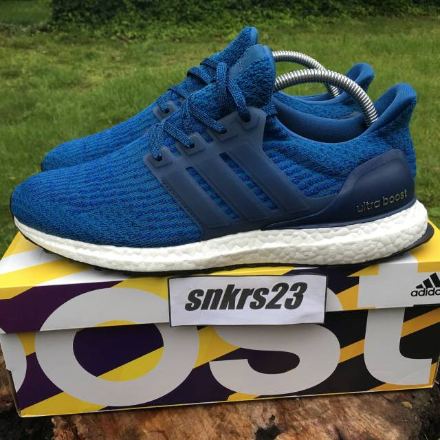 14c4d86e66f00 adidas Ultra Boost 3.0 Royal Blue