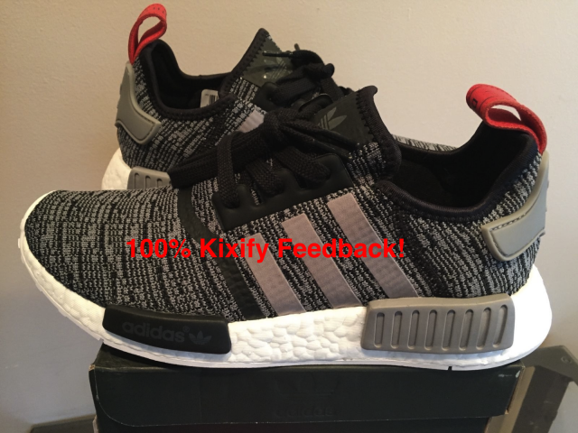 edad5b593ec62 Adidas NMD Glitch Camo R1 Red grey Black BB2884 | Kixify Marketplace