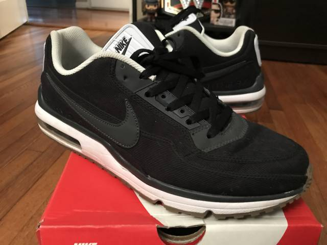 timeless design 96c85 b8f6e ... Nike Air Max LTD TXT Black Denim Style ...