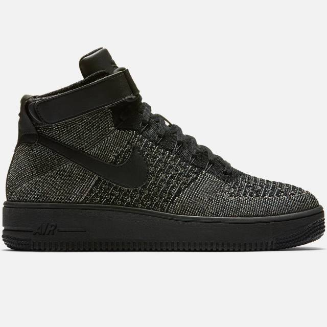 7f0baabe7cc21 Nike Air Force 1 Ultra Flyknit Mid Multicolor 2.0