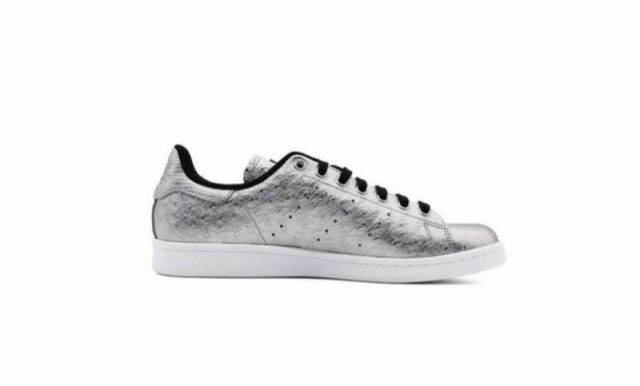 best service b3626 be367 Adidas Originals Stan Smith Metallic Silver