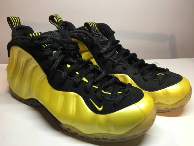 14f8fe889e8 Nike Air Foamposite One Electrolime