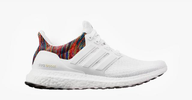 56abddf5634a Adidas Ultra Boost 2.0 Rainbow Multicolor EU46 US11.5