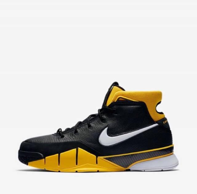 online retailer d7109 6079a Nike Zoom Kobe 1 Protro Del Sol Maize w Receipt Size 8-14