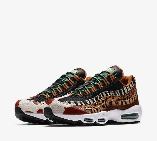 ca7ac7d3d9 Atmos x Nike Air Max 95 Animal Pack 2.0 w/Receipt (men's) Size 5-15 ...