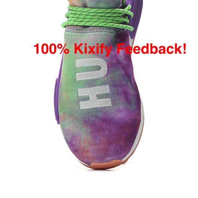 Pharrell x adidas nmd hu tracce holi gesso coral kixify mercato