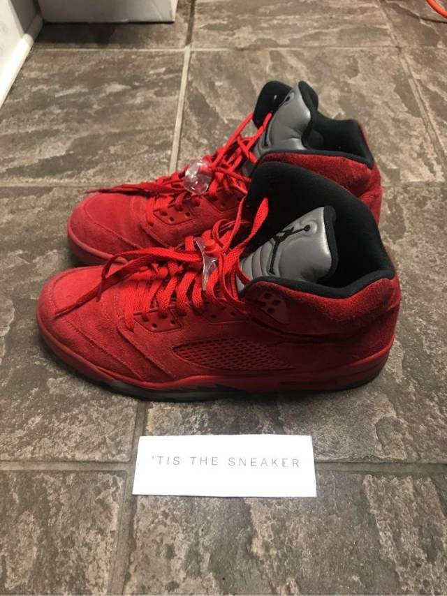 the latest 62c27 d1a9c Raging Bull 5s 2017 Size 10.5