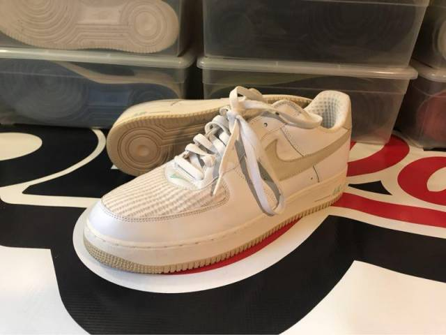 nike air force 1 size 14