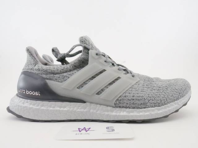 huge selection of 4c76d a3abd Adidas Ultra Boost 3.0 Silver