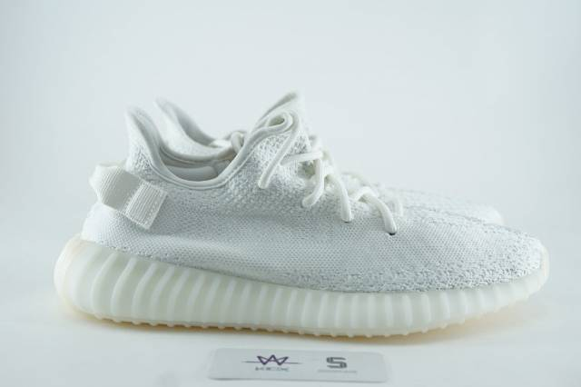 Details about Adidas Yeezy Boost 350 V2 Cream White Size 10