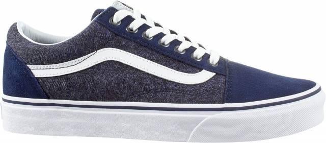 vans shoes old skool blue