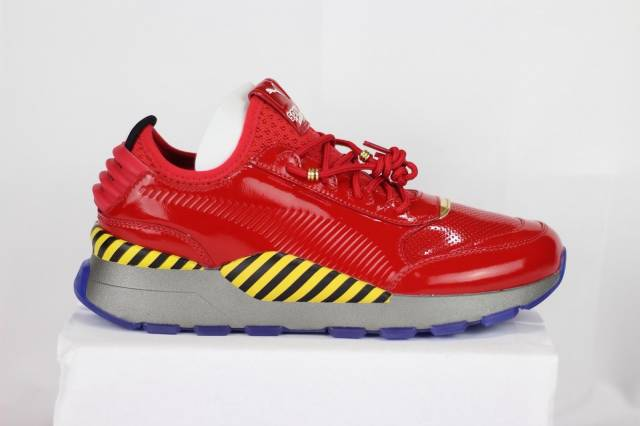 711db5d4a9b Puma x Rs-0 Sega Dr. Eggman Red White Red 368350-01 Authenti ...