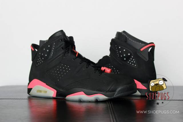 sale retailer 0ad0e b0c9b ... uk 2014 air jordan retro vi 6 black infrared sz 11.5 w receipt b6226  31393