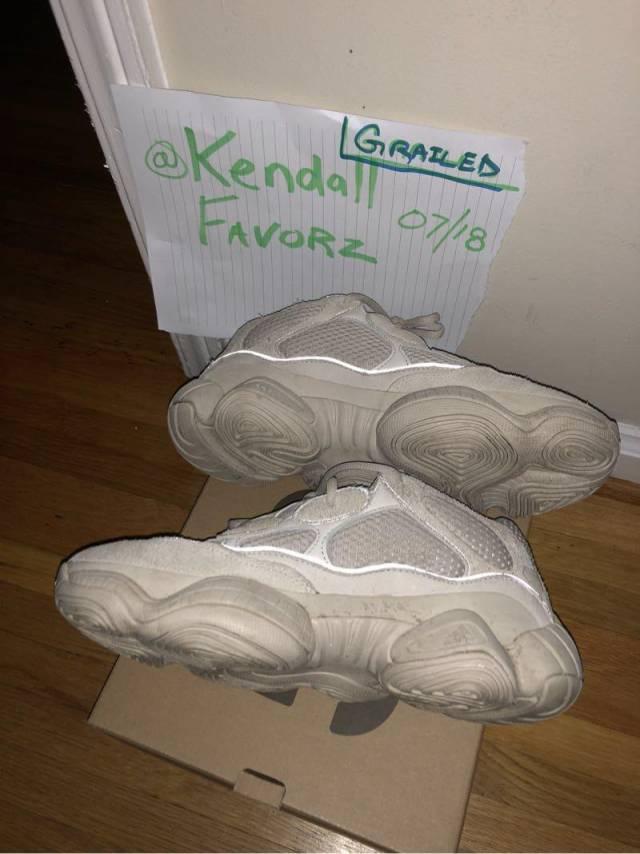 promo code ed520 54028 Yeezy Adidas 500 Size 9