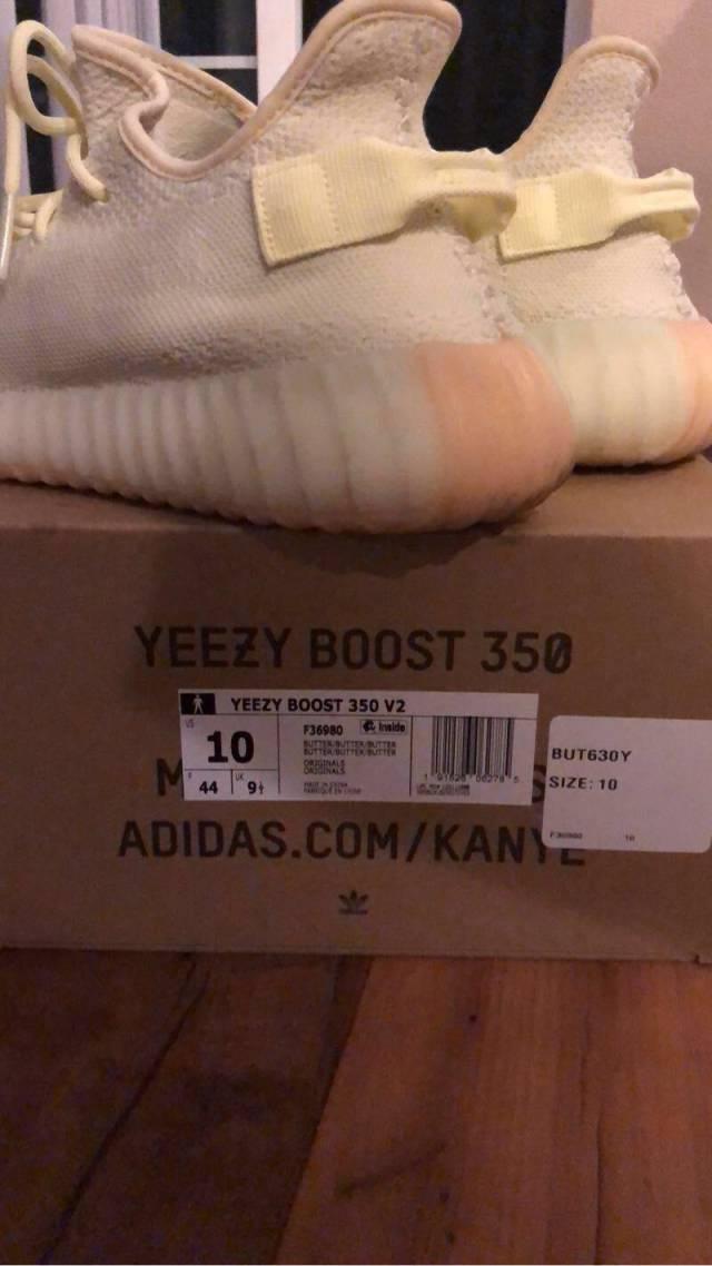 cb21af05f0b1f adidas Yeezy Boost 350 V2 Butter