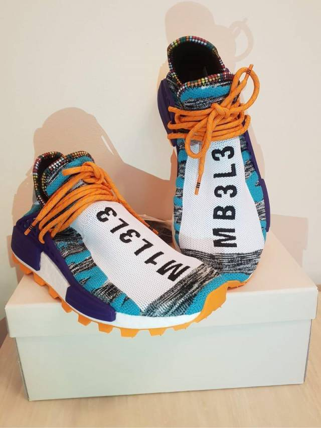 1e7a3deb1 Pharrell Williams NMD Human Race Solar Hu