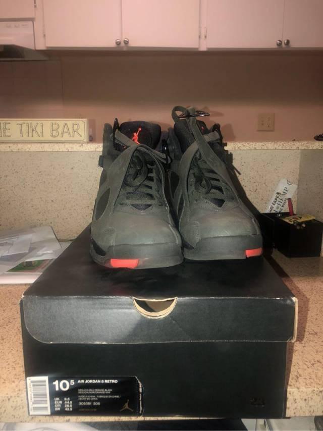 "huge selection of 12b0d 239bb Air Jordan 8 ""UNDFTD"""