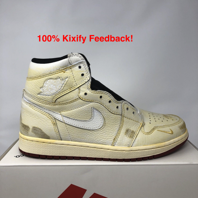 official photos 84bf8 343bb Nigel Sylvester X Air Jordan 1 Retro High Og