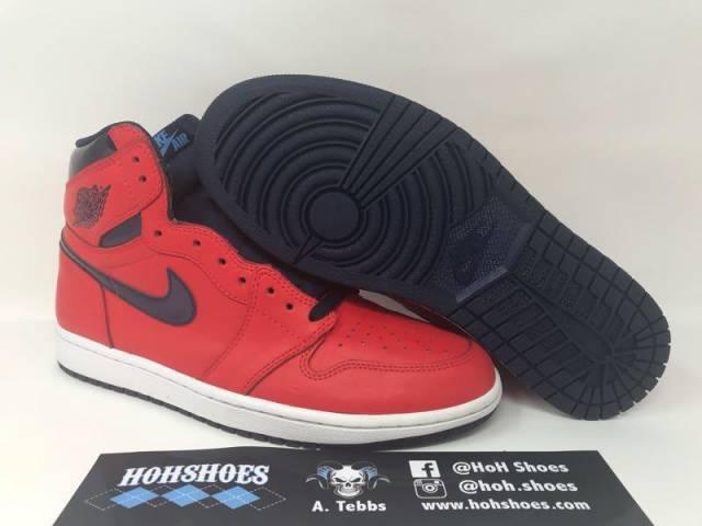 Air Jordan 1 Retro High OG David Letterman  f3294154a3aa