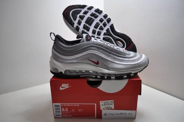 Nike Air Max 97 Silver Bullet Womens