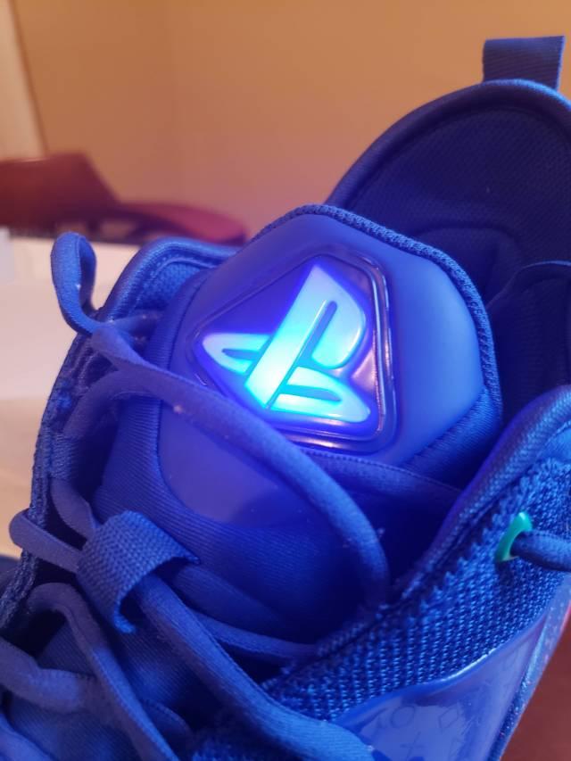 PlayStation x Nike PG 2.5 Royal  7f07b6091