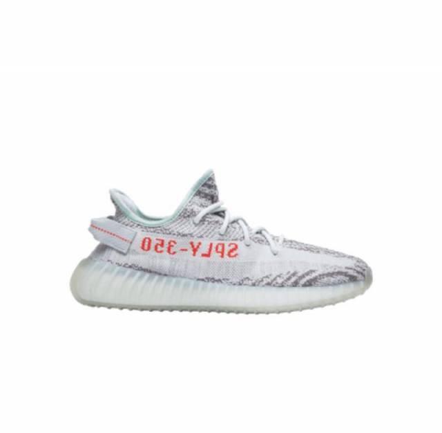 Adidas Yeezy Boost 350 V2 Blue Tint Size 11