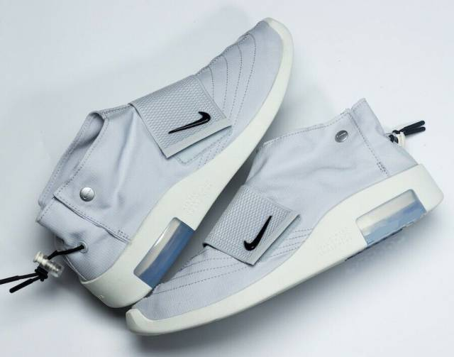 Nike Air Fear of God Moccasin Pure
