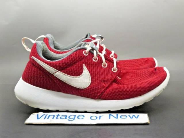 Nike Roshe One Gym Red White Dark Grey