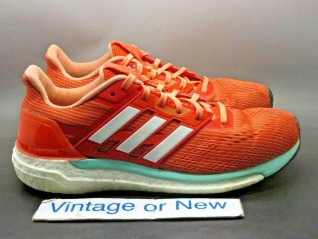 Women's Adidas Supernova Boost Orange