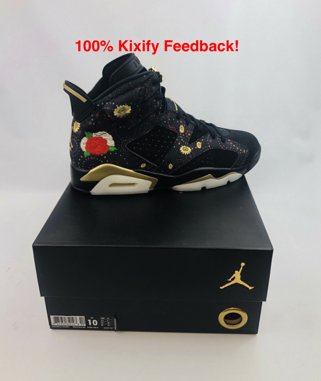 premium selection 7bf51 596b1 Air Jordan 6 Cny
