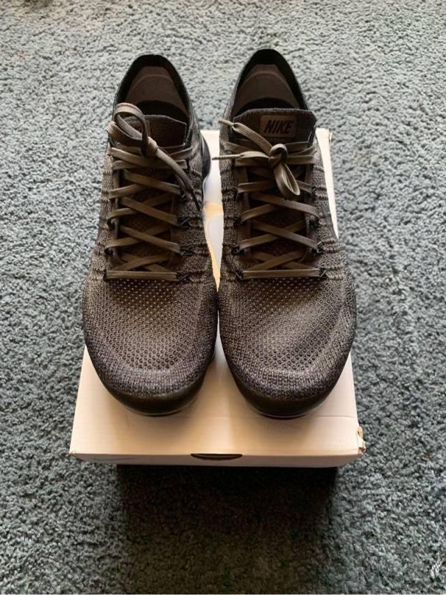 super popular 1dc79 66adf Nike Air Vapormax Midnight Fog Mens Size 12